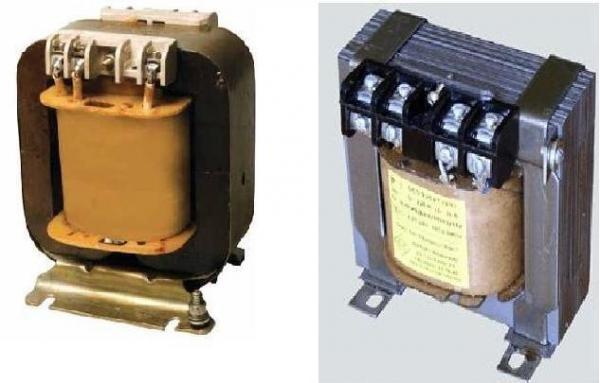 Трансформатор позволяет понизить напряжение до необходимых параметров