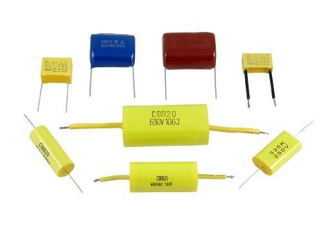 Полипропиленовые конденсаторы cbb