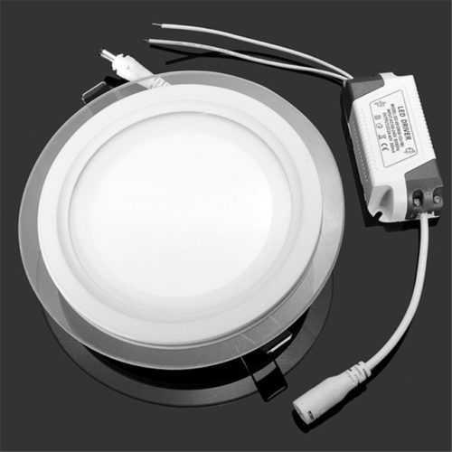 точечный врезной светодиодный светильник