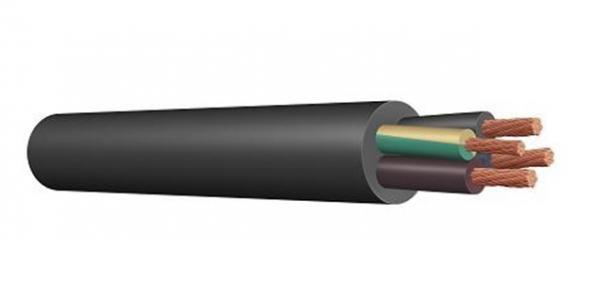 Четырехжильный силовой кабель КГ