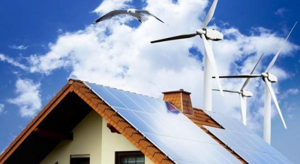 Альтернативная электроэнергия для частного дома