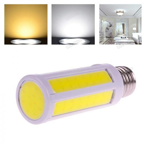 Как светит cob светодиоды