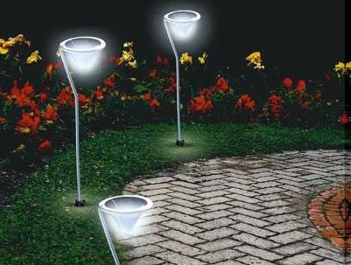 Оригинальная идея светильники