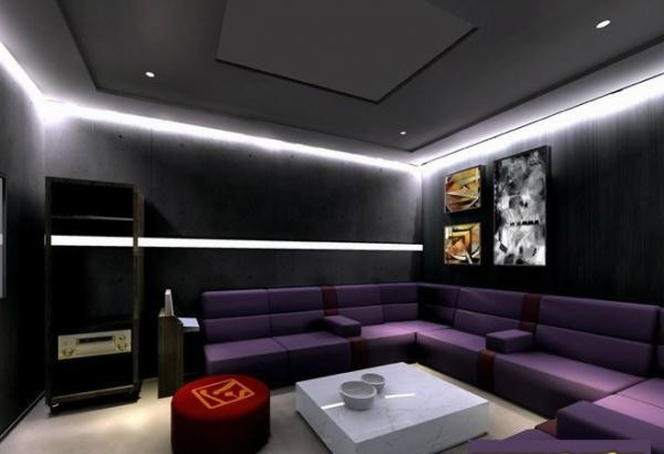 Применение светодиодной ленты для подсветки