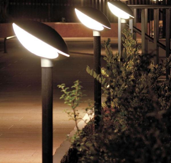 LED светильники уличного освещения для дачи