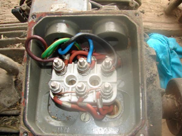 Способы подключения электродвигателей