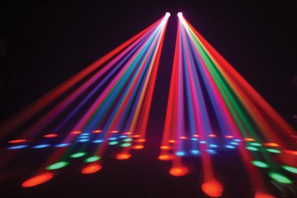Цветомузыка из светодиодной ленты