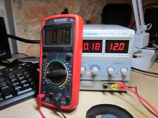 Как измерить ток и напряжение мультиметром