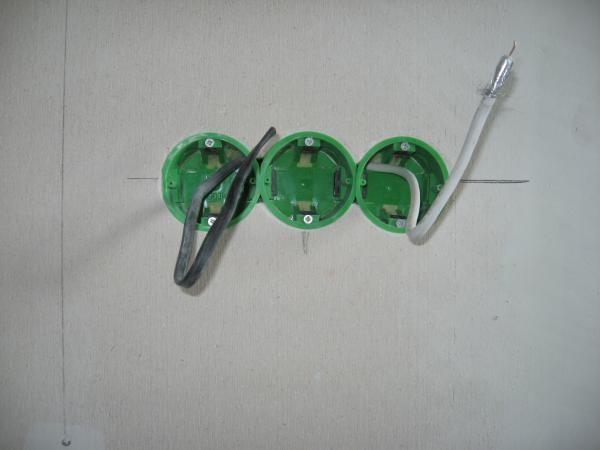 Размер подрозетника стандартный