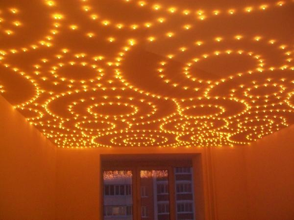 Светодиодный потолок