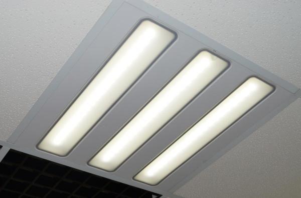 Панельный светильник