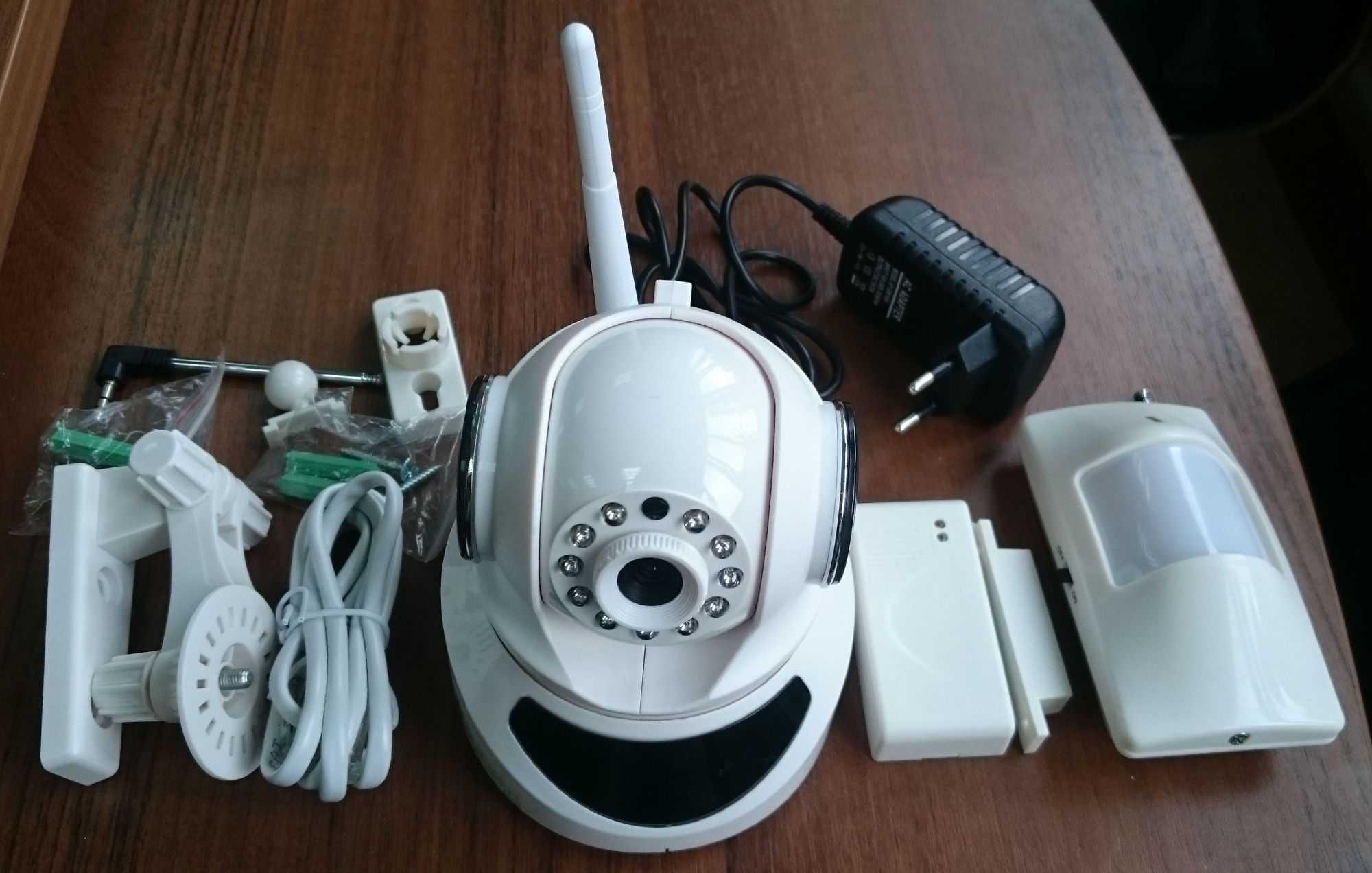 камера видеонаблюдения с датчиком движения