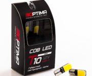 Светодиодные лампы COB – будущее освещения