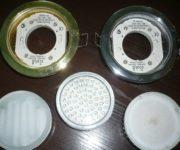 Встраиваемые светодиодные потолочные споты – разновидности и функциональные особенности