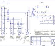 Как читать электрические схемы – графические, буквенные и цифровые обозначения