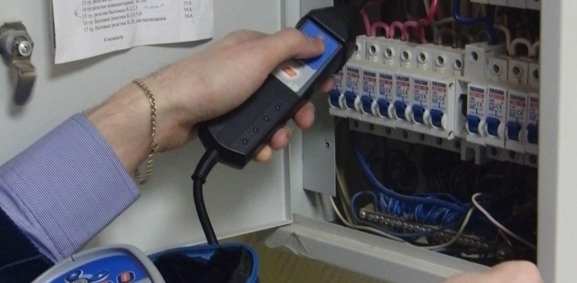 измерение сопротивления изоляции кабельных линий мегаомметром