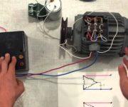Как правильно провести подключение электродвигателя 380 на 220 вольт