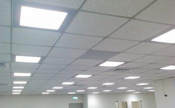 потолочные светильники Армстронг