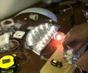 Как сделать светодиодный светильник своими руками – пошаговая инструкция