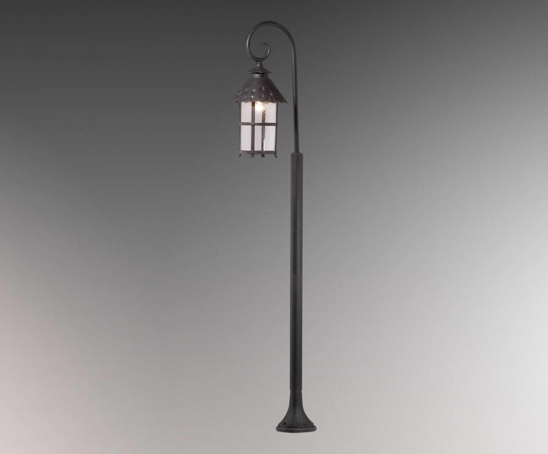 уличные светильники на столб