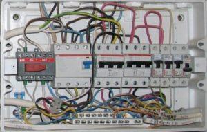 Наружный автоматический выключатель