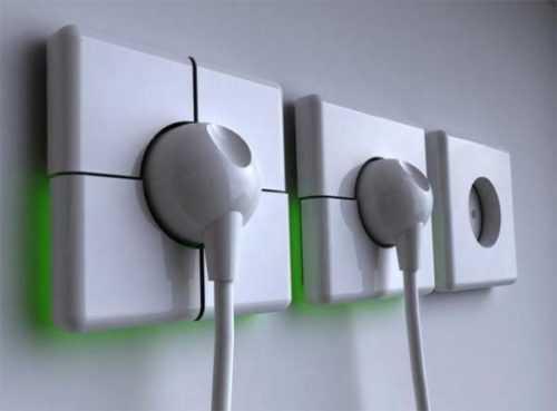 Конечные электроустановочные элементы