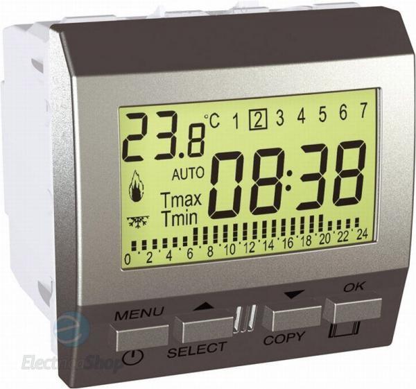 Многофункциональный терморегулятор