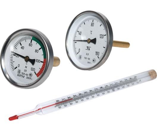 Термометры являются одной из групп приборов КИПиА