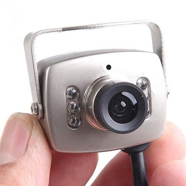 Влагостойкая камера видеонаблюдения