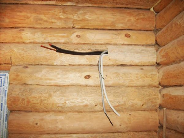 Устройство штробы в стене под электропроводку