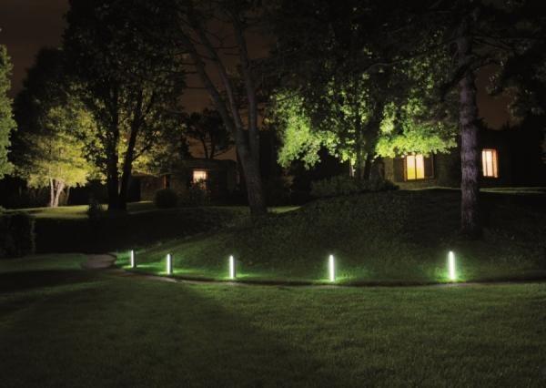 Светодиодные светильники для наружного освещения