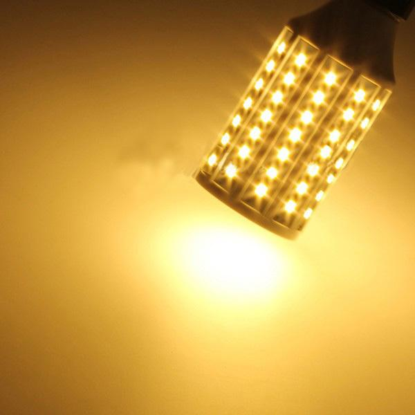 Как светит лампа кукуруза