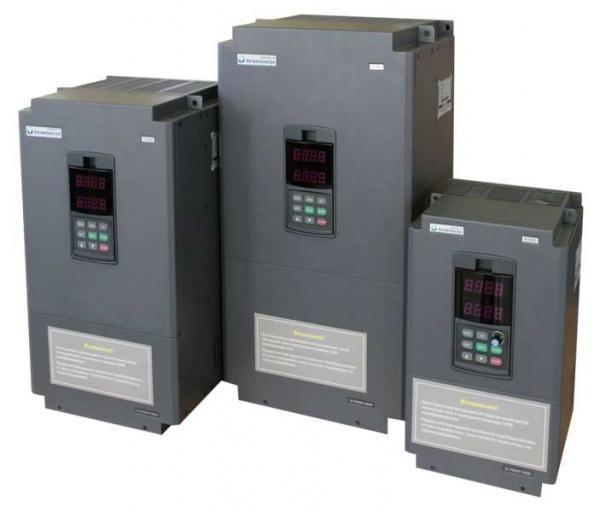 Частотные преобразователи служат для регулирования скорости асинхронного двигателя