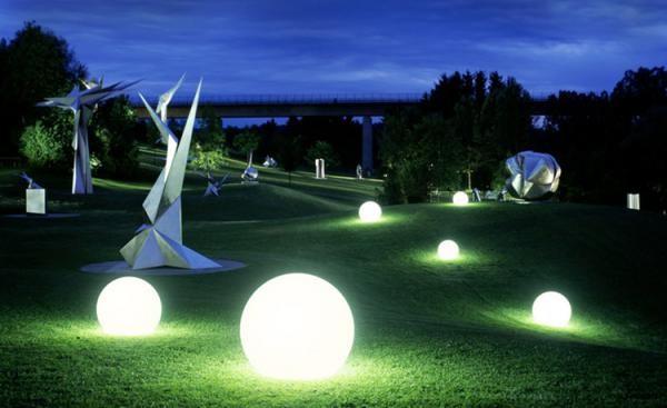 Критерии выбора парковых светильников