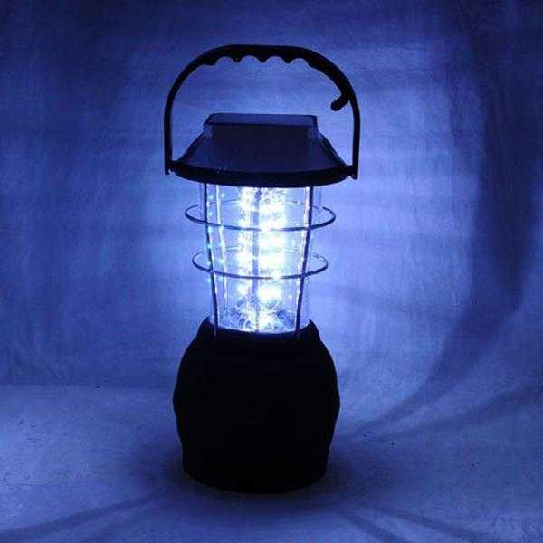 Туристический фонарь-лампа