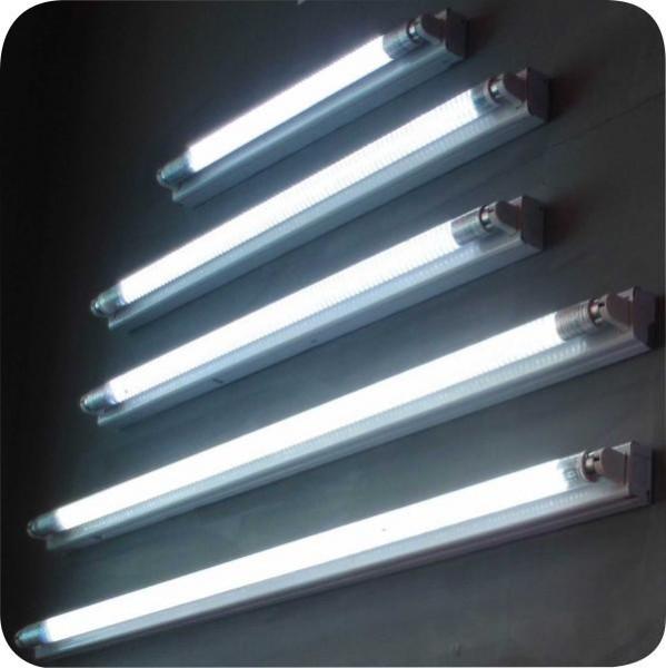 Как светят люминесцентные лампы