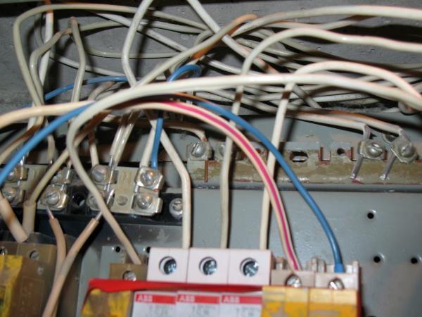 Дефекты в электропроводке