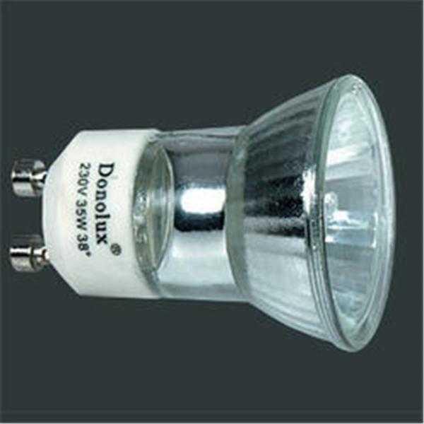 Энергосберегающая галогенная лампа GU10