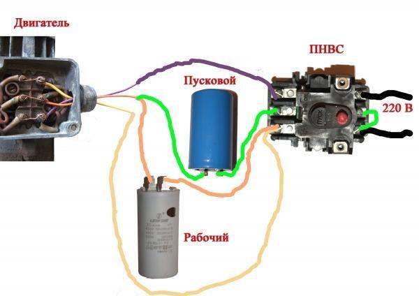 Тип конденсаторов