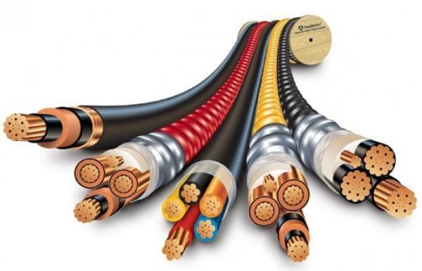 Различные типы кабеля