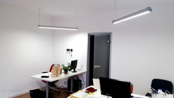 Светильники для офиса