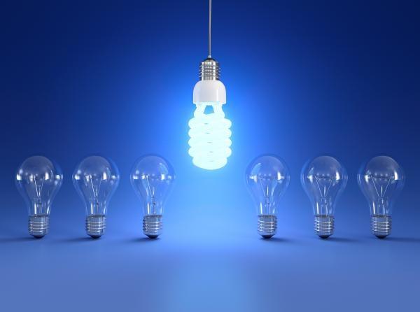 Почему мигают лампочки