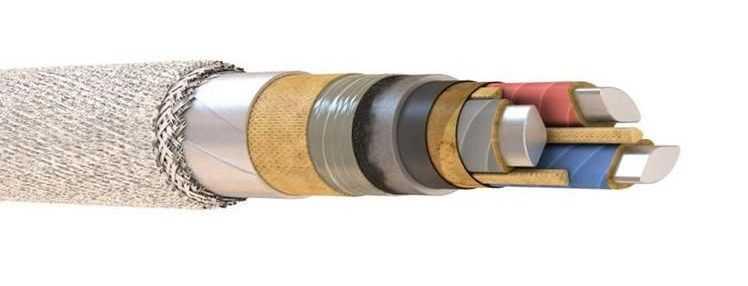 Высоковольтный кабель асб