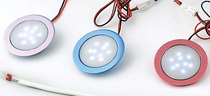 классификация светодиодных светильников
