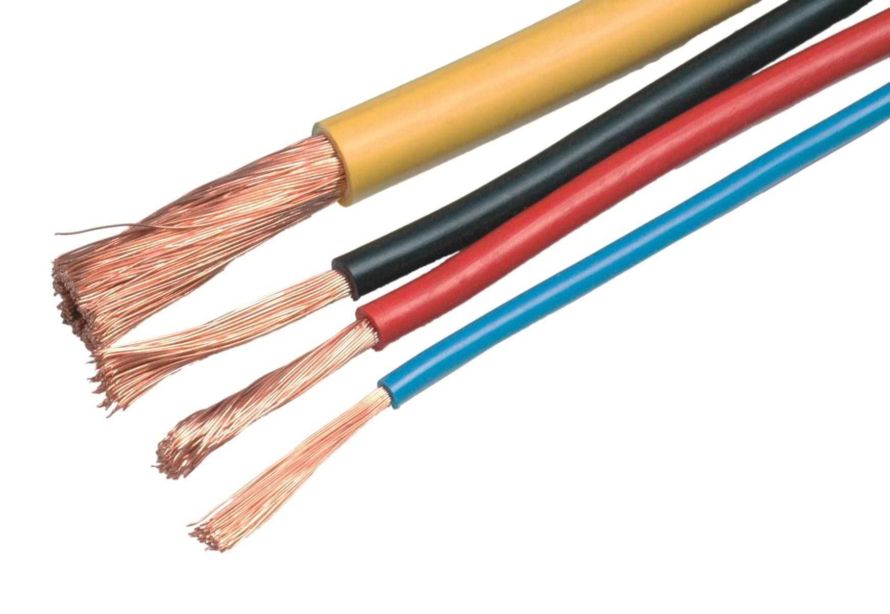 определить сечение провода по мощности