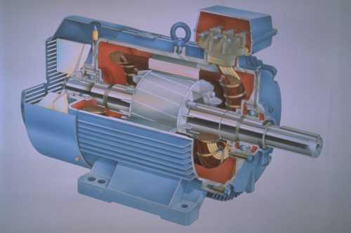Асинхронный двигатель с короткозамкнутым ротором конструкция принцип работы