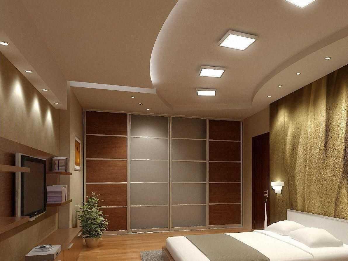 Встраиваемые потолочные светодиодные светильники