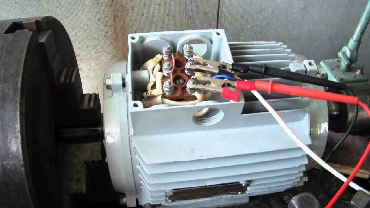 генератор из асинхронного двигателя своими руками