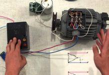 подключение электродвигателя 380 на 220 вольт