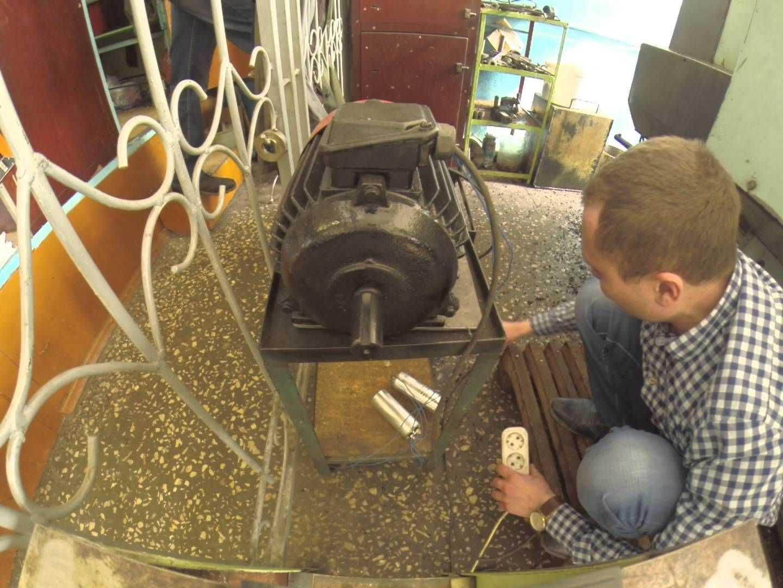 подключения трехфазного электродвигателя к трехфазной сети